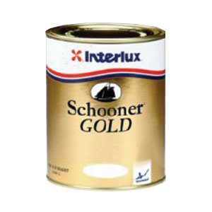 Vernis Schooner Gold d'Interlux