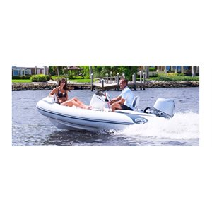 Walker Bay Generation LTE 12 Deluxe 4 places et Yamaha 25HP